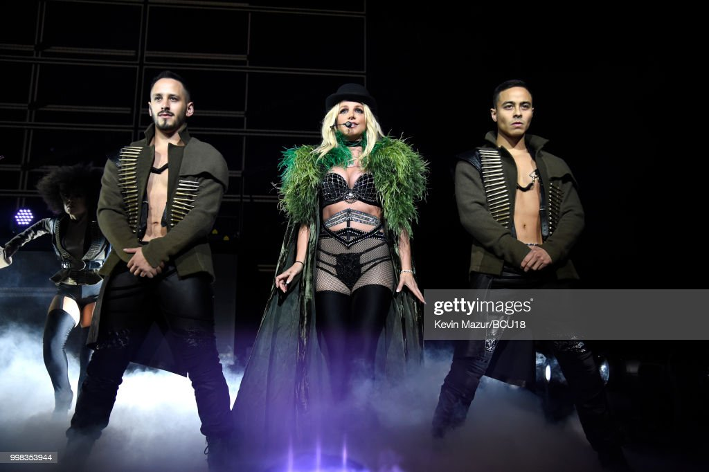 Britney Spears 'Piece of Me' Summer Tour Opener - National Harbor : News Photo
