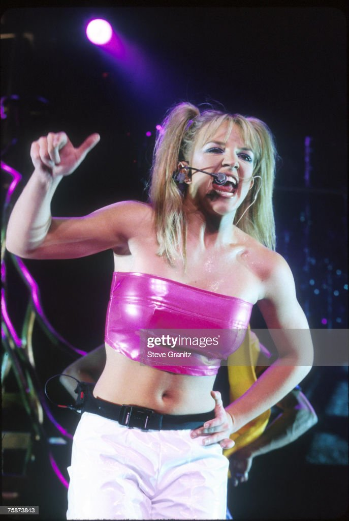 Britney Spears in Concert : News Photo