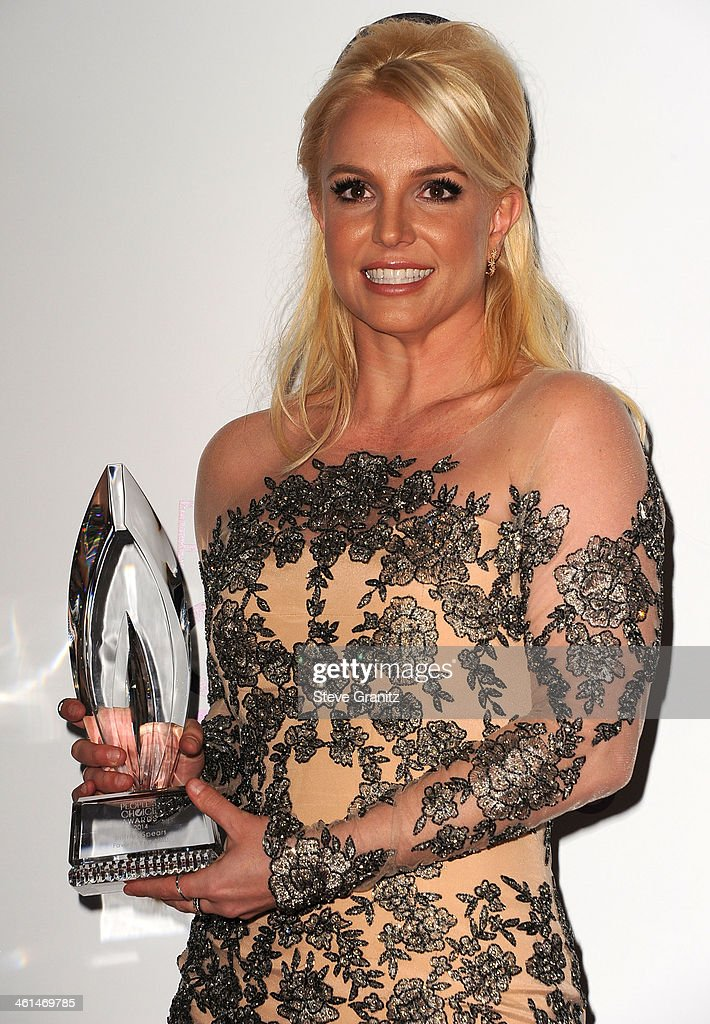 The 40th Annual People's Choice Awards - Press Room : News Photo