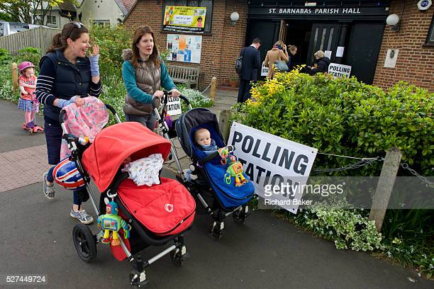 Britons go to the polls today in a general election predicted to be the closest for decades as no single party is expected to secure a majority...
