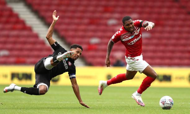 GBR: Middlesbrough v Bristol City - Sky Bet Championship