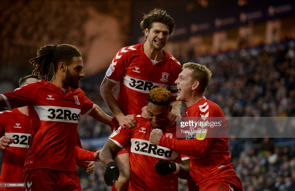 West Bromwich Albion v Middlesbrough - Sky Bet Championship : News Photo