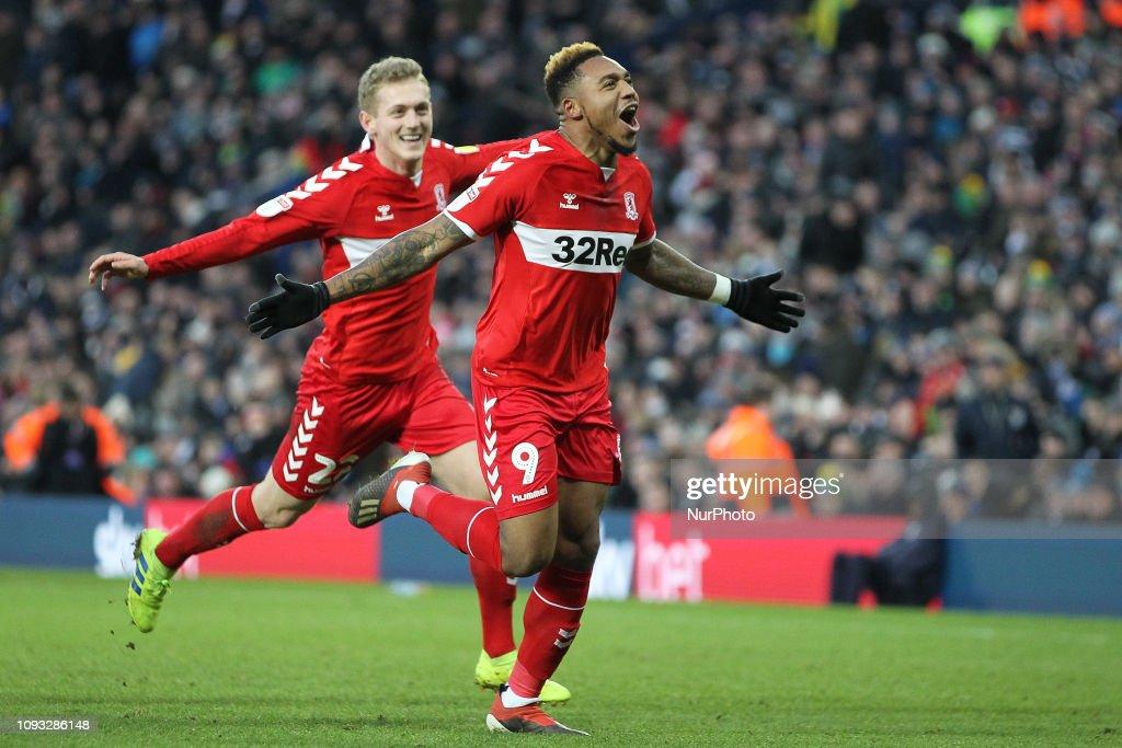 West Bromwich Albion v Middlesbrough - Sky Bet : News Photo