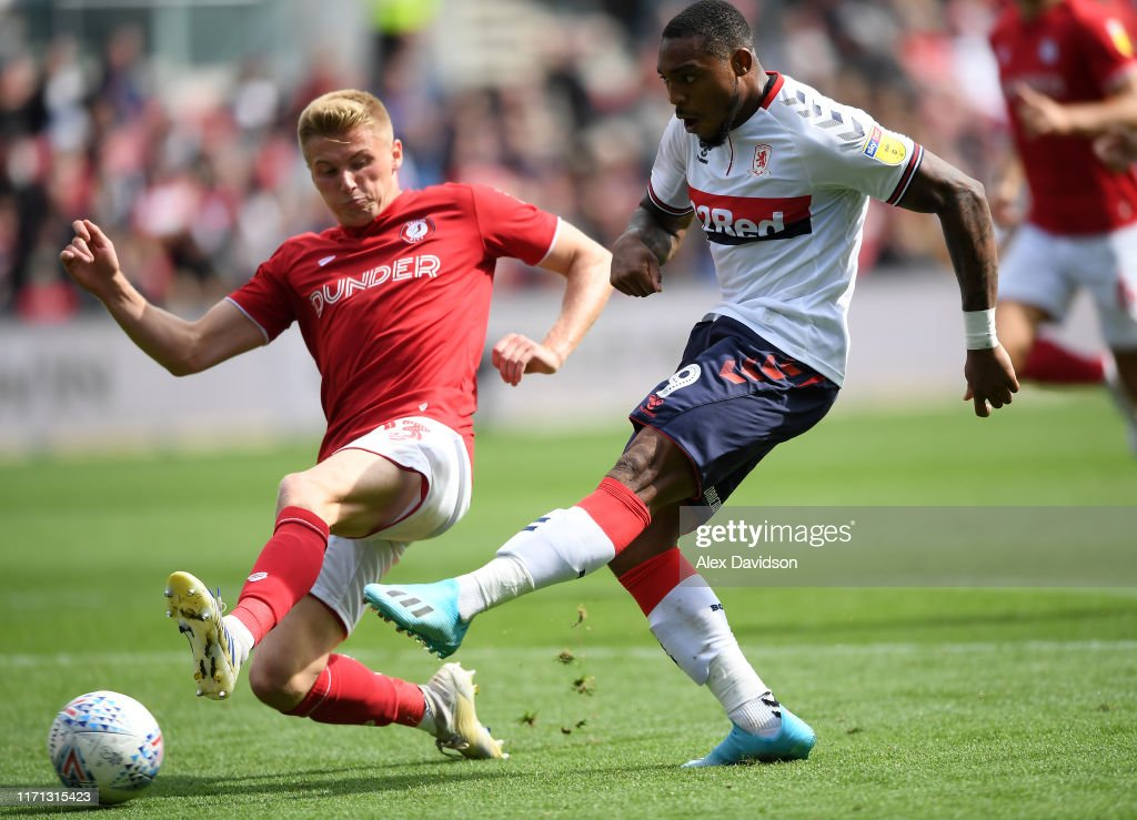 Bristol City v Middlesbrough - Sky Bet Championship : News Photo