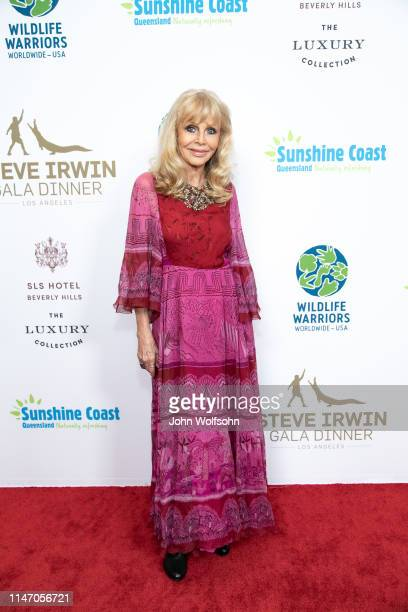 Britt Eckland attends the Steve Irwin Gala Dinner at SLS Hotel on May 04 2019 in Beverly Hills California