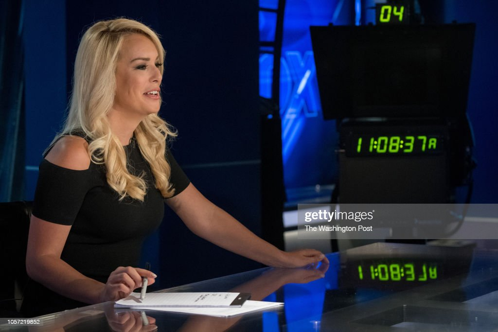 Britt McHenry, a former ESPN reporter is making the transition to news on Fox and has a new show starting in October. : News Photo