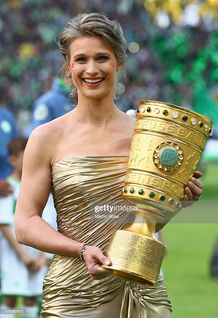 Borussia Dortmund v VfL Wolfsburg - DFB Cup Final : News Photo