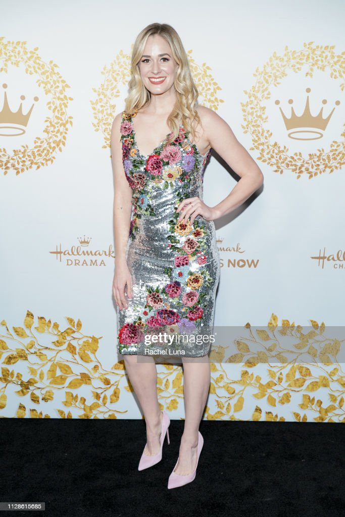 2019 Winter TCA Tour - Hallmark Channel And Hallmark Movies And Mysteries - Arrivals : News Photo