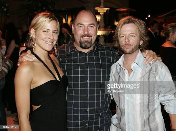 Brittany Daniel Adam Venit and David Spade *Exclusive*