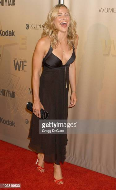 Brittany Daniel during 2006 Women In Film Crystal + Lucy Awards - Arrivals at Century Plaza Hotel in Century City, California, United States.