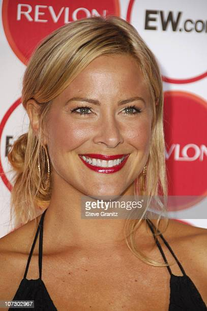 Brittany Daniel during Entertainment Weekly Magazine 4th Annual Pre-Emmy Party - Arrivals at Republic in Los Angeles, California, United States.