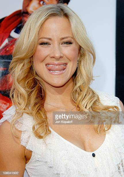 Brittany Daniel during Little Man Los Angeles Premiere Arrivals at Mann National Theatre in Westwood California United States