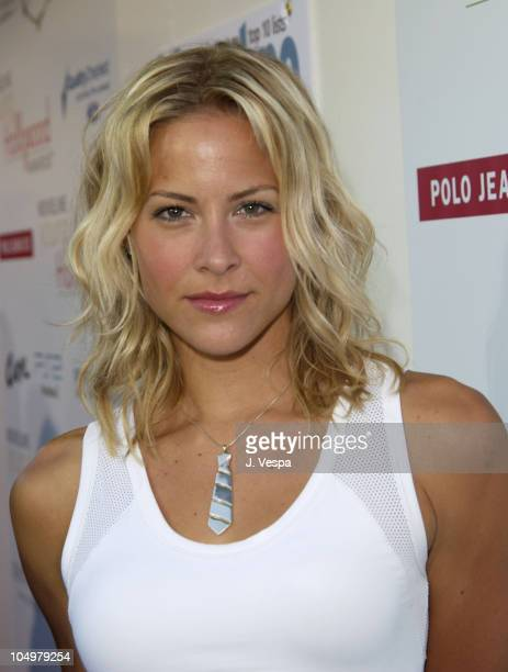 Brittany Daniel during Movieline's 4th Annual Young Hollywood Awards - Arrivals at The Highlands in Hollywood, California, United States.