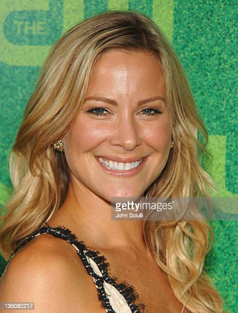 Brittany Daniel during The CW Summer 2006 TCA Party Arrivals at Ritz Carlton in Pasadena California United States