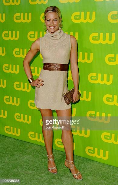 Brittany Daniel during The CW Winter TCA All Star Party Arrivals at Ritz Carlton in Pasadena California United States