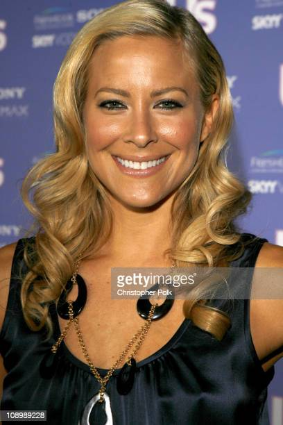 Brittany Daniel during US Weekly's Hot Hollywood: Fresh 15 - Red Carpet and Arrivals at Area in West Hollywood, California, United States.