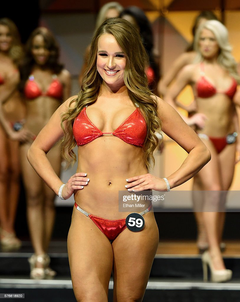 20th Annual Hooters International Swimsuit Pageant : ニュース写真
