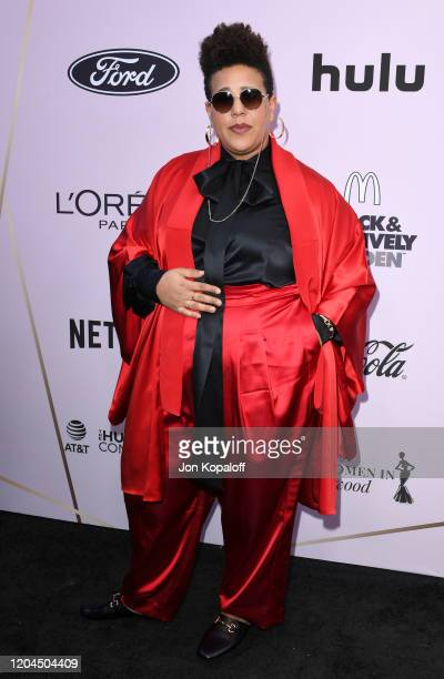 Brittany Howard attends the 13th Annual Essence Black Women In Hollywood Awards Luncheon at the Beverly Wilshire Four Seasons Hotel on February 06,...