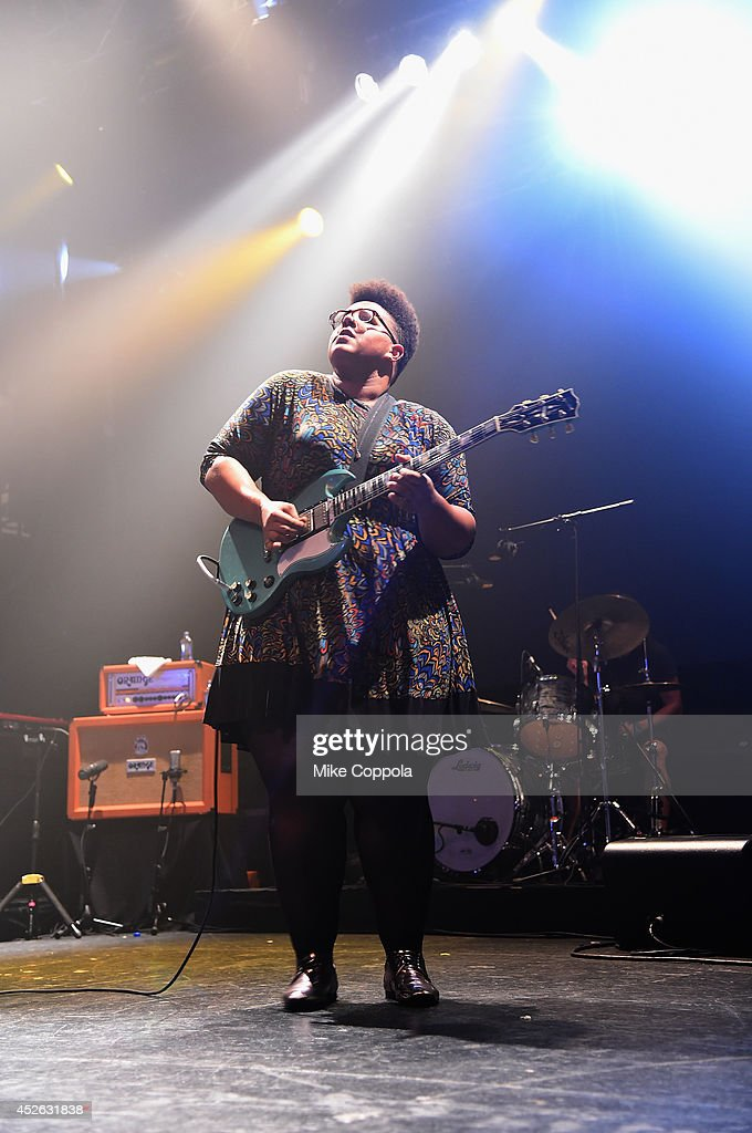 Mercedes-Benz Kicks-Off Evolution Tour In New York City With Alabama Shakes And Questlove At Terminal 5 : News Photo