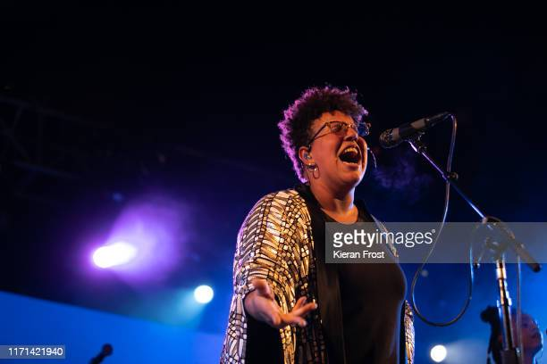 Brittany Howard performs on stage during Electric Picnic Music Festival 2019 at Stradbally Hall Estate on August 31, 2019 in Stradbally, Ireland.