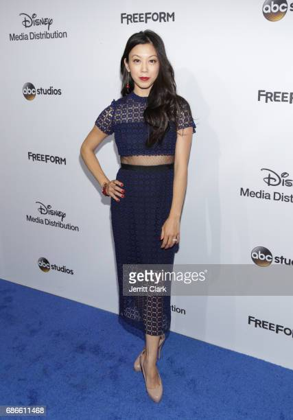 Brittany Ishibashi attends the 2017 ABC/Disney Media Distribution International Upfront at Walt Disney Studio Lot on May 21 2017 in Burbank California