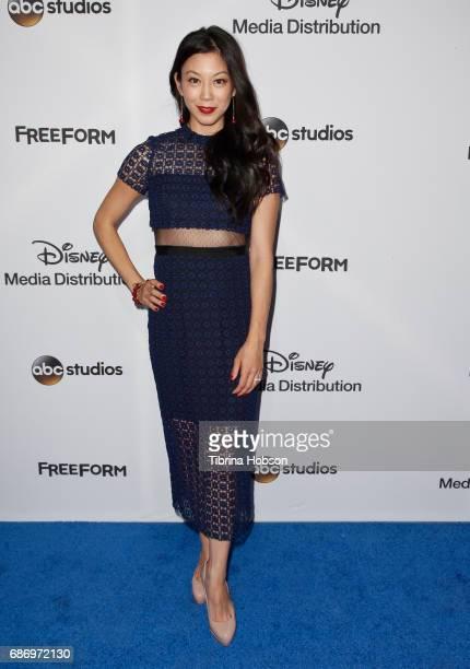 Brittany Ishibashi attends the 2017 ABC/Disney Media Distribution International Upfronts at Walt Disney Studio Lot on May 21 2017 in Burbank...