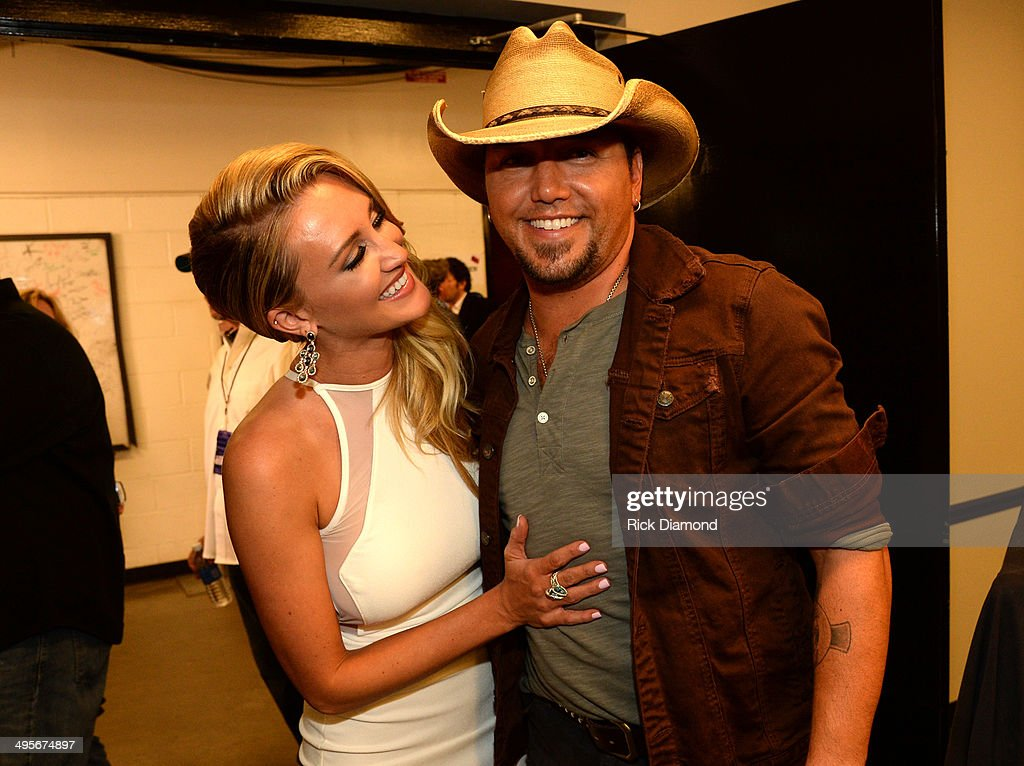 2014 CMT Music Awards - Backstage & Audience : News Photo