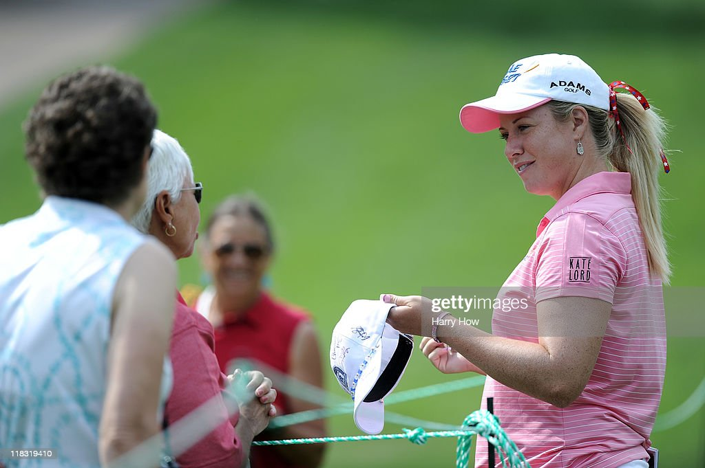 U.S. Women's Open - Preview Day : News Photo
