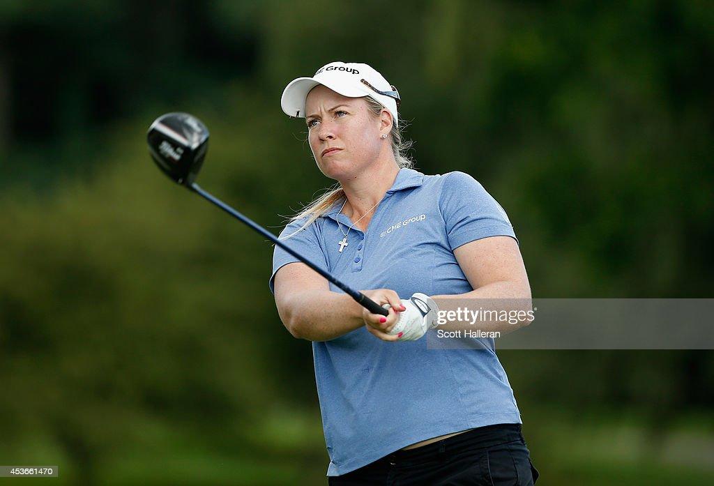 Wegmans LPGA Championship - Round Two