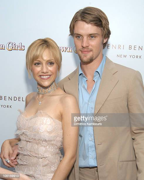 """Brittany Murphy and Jesse Spencer during """"Uptown Girls"""" Premiere - Southampton at United Artists Southampton Theater in Southampton, New York, United..."""