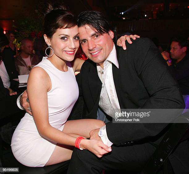 Brittany Murphy and Joe Macaluso