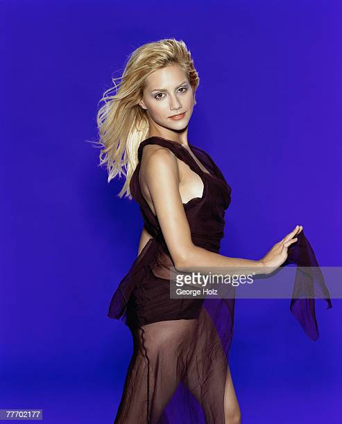 Brittany Murphy Brittany Murphy by George Holz Brittany Murphy New York September 9 2002 Brooklyn New York