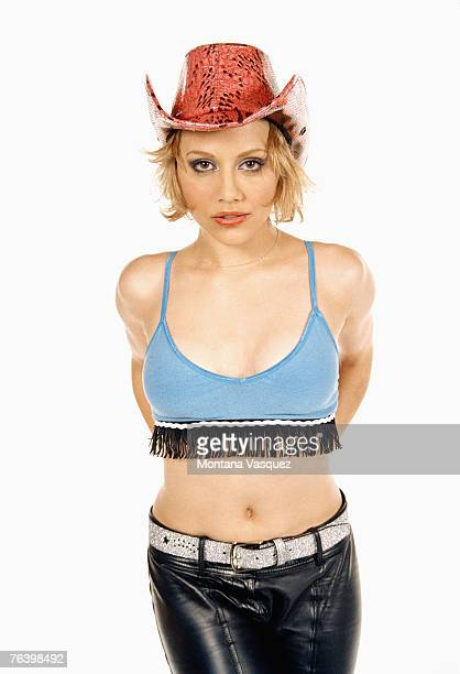 Brittany Murphy Brittany Murphy by Montana Vasquez Brittany Murphy Los Angeles March 1 2001