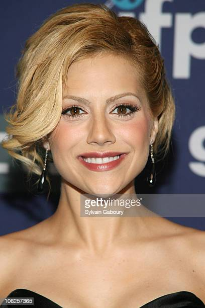 Brittany Murphy during 16th Annual Gotham Awards Red Carpet at Chelsea Piers at Pier 60 in New York City New York United States