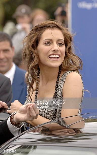 Brittany Murphy during 2005 Cannes Film Festival Day 6 Brittany Murphy at The American Pavillion at The American Pavillion in Cannes France