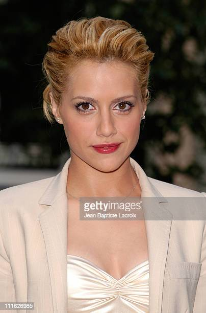Brittany Murphy during 8 Mile Photocall Paris at Bristol Hotel in Paris France