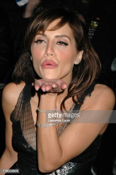 Brittany Murphy during Brittany Murphy Appears Outside The Late Show with David Letterman - March 29, 2005 at Ed Sullivan Theater in New York City,...