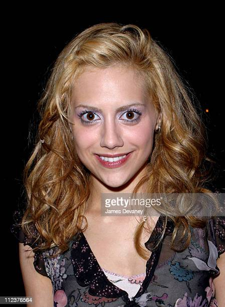 """Brittany Murphy during Brittany Murphy On Location for """"Molly Gunn"""" at Lower Manhattan in New York City, New York, United States."""
