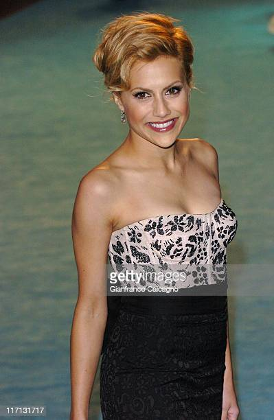 Brittany Murphy during Happy Feet London Premiere Outside Arrivals at Empire in London United Kingdom