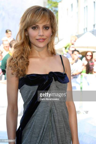 Brittany Murphy during Happy Feet Sydney Premiere at Fox Studios in Sydney NSW Australia
