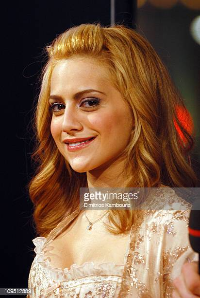 Brittany Murphy during MTV's New Year's Pajama Party 2003 - Show at MTV Studios Times Square in New York City, New York, United States.