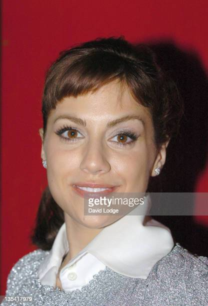 Brittany Murphy during PetAPorter Fashion Show Reception September 15 2005 at Harrods in London Great Britain