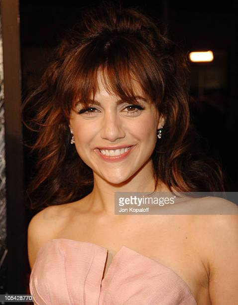 Brittany Murphy during Sin City Los Angeles Premiere Arrivals at Mann National Theater in Westwood California United States