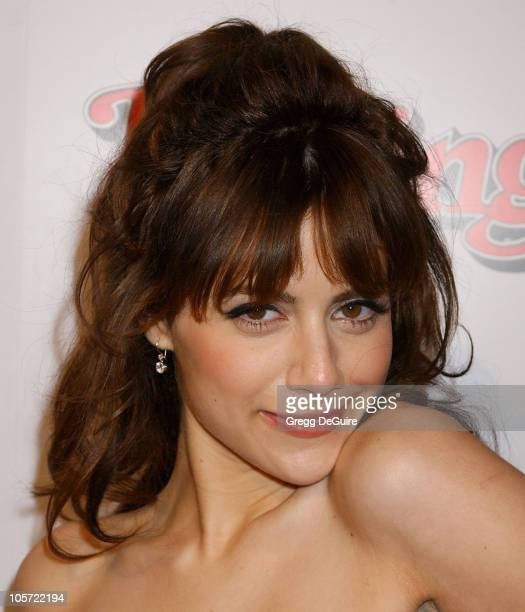 Brittany Murphy during Sin City Los Angeles Premiere Arrivals at Mann National Premiere in Westwood California United States