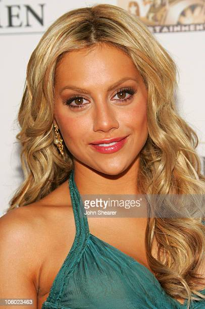 Brittany Murphy during The Groomsmen World Premiere at The Arclight in Hollywood California United States