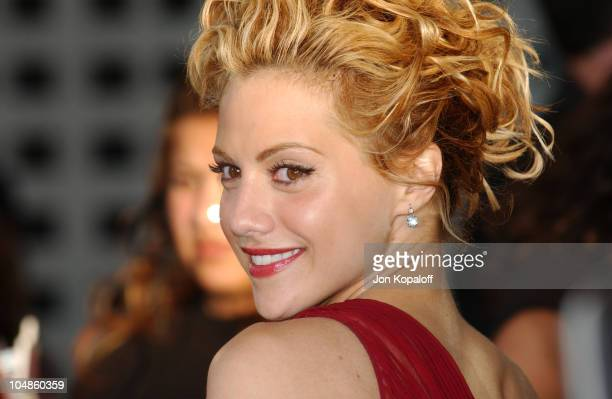 """Brittany Murphy during """"Uptown Girls"""" Los Angeles Premiere at ArcLight Cinerama Dome in Hollywood, California, United States."""