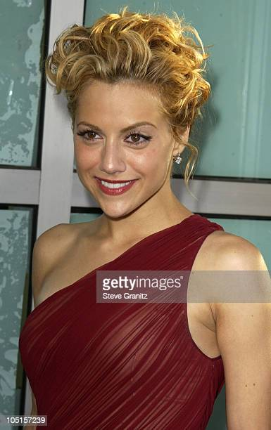 Brittany Murphy during Uptown Girls Premiere at Archlight Theatre in Hollywood California United States