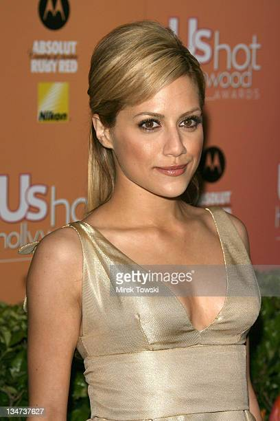 Brittany Murphy during Us Weekly Hot Hollywood Awards at Republic Restaurant and Lounge in West Hollywood CA United States