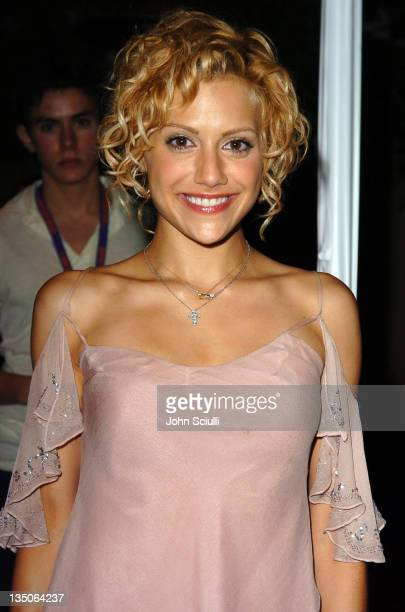 Brittany Murphy in Backstage Creations Talent Retreat