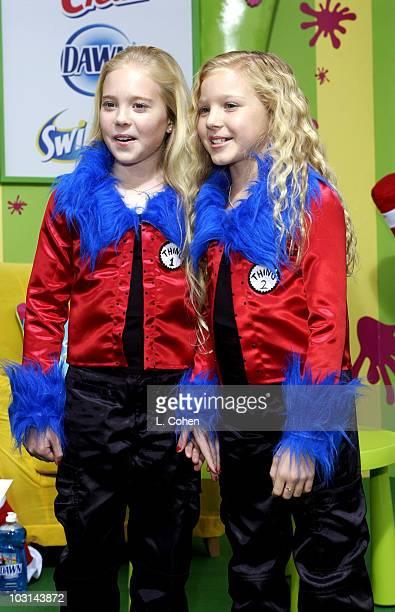 Brittany Oakes and Danielle Chuchran
